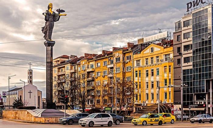Статуя Святой Софии