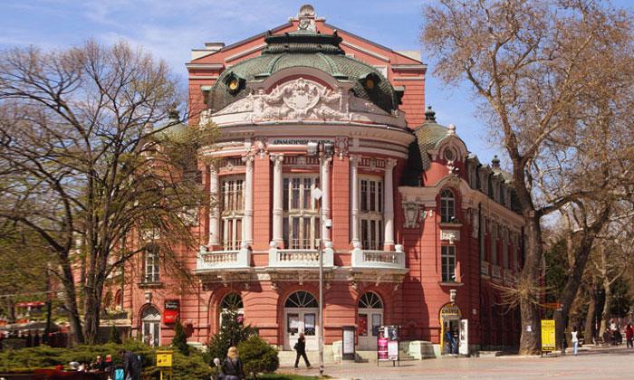Драматический театр имени Стояна Бачварова в Варне