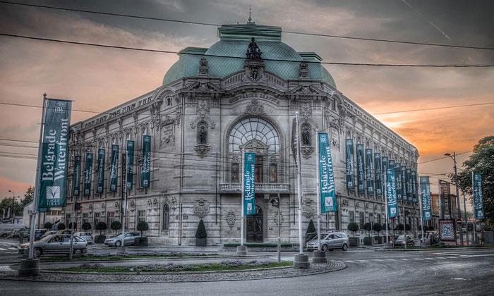 Здание Белградского кооператива