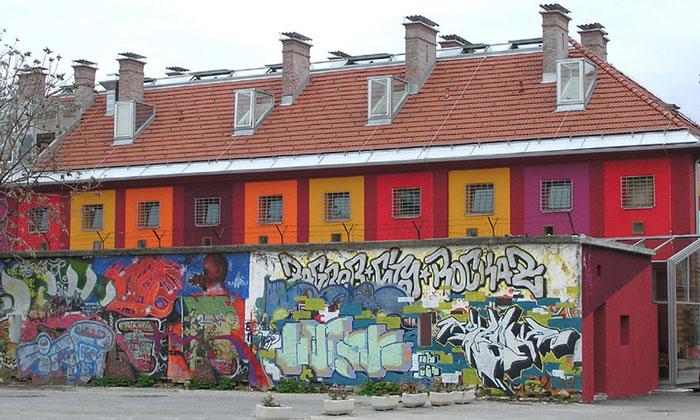 Хостел Celica в Любляне