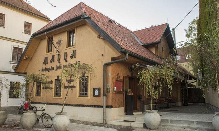 Ресторан Manna в Любляне