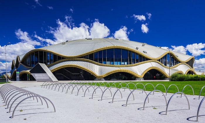 Стадион Стожице в Любляне