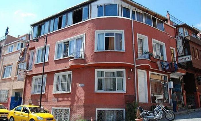 Хостел «Bahaus» в Стамбуле