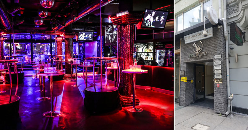 Ночной клуб Rıddım в Стамбуле