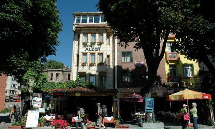 Отель «Alzer» в Стамбуле