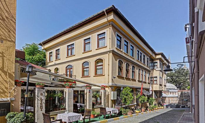 Отель «Arena» в Стамбуле
