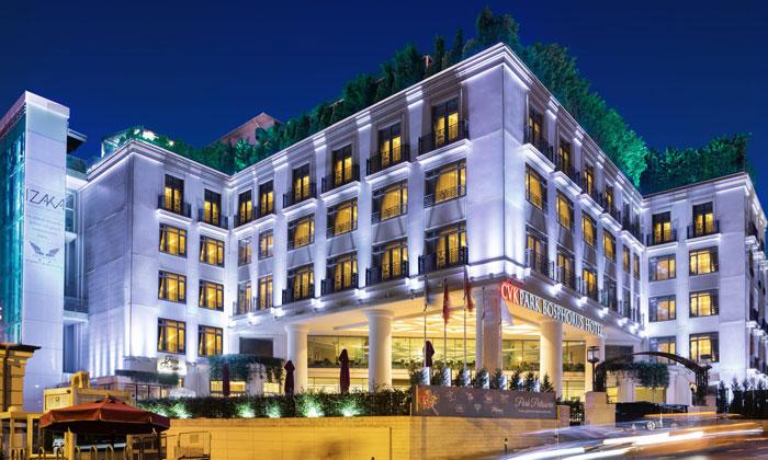 Отель «CVK Park Bosphorus» в Стамбуле