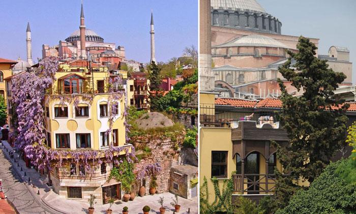 Отель «Empress Zoe» в Стамбуле