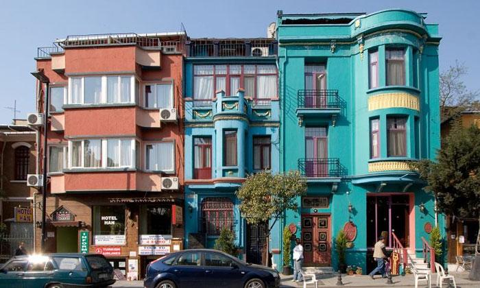 Отели «Han» и «Kybele» в Стамбуле