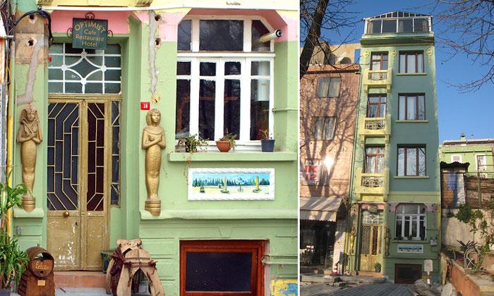 Отель «Optimist» в Стамбуле