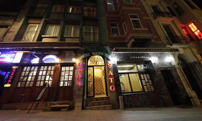 Отель «Sato» в Стамбуле