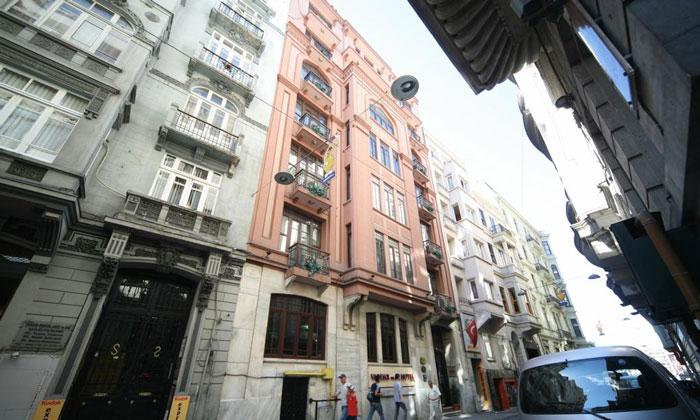 Отель «Vardar Palace» в Стамбуле