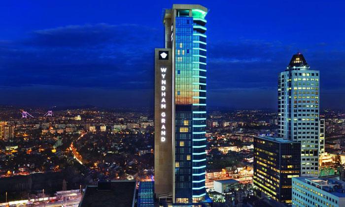 Отель «Wyndham» в Стамбуле