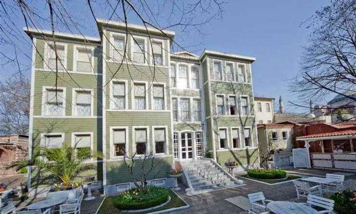 Отель «Yesil Ev» в Стамбуле