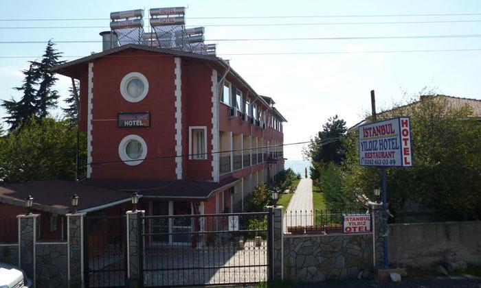 Отель «Yildiz» в Стамбуле