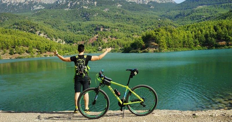 Путешествие на велосипеде по Турции