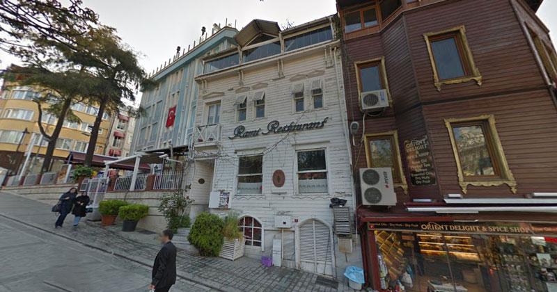 Ресторан Rami в Стамбуле