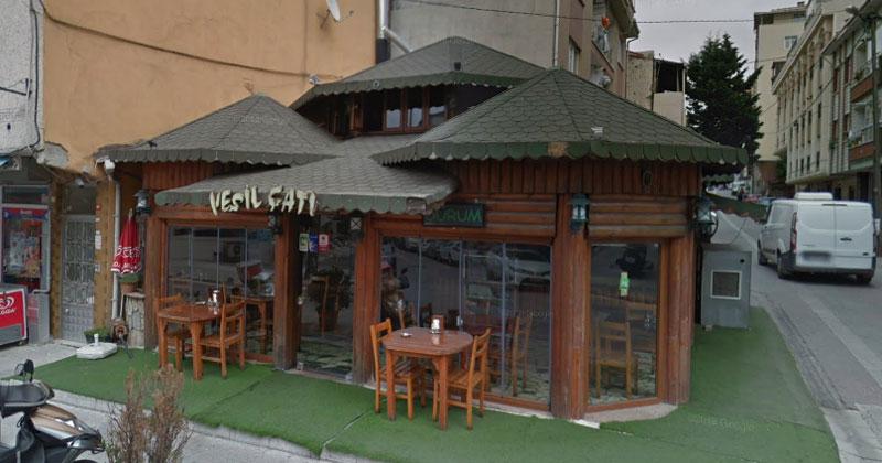 Ресторан Yesil Cati в Стамбуле