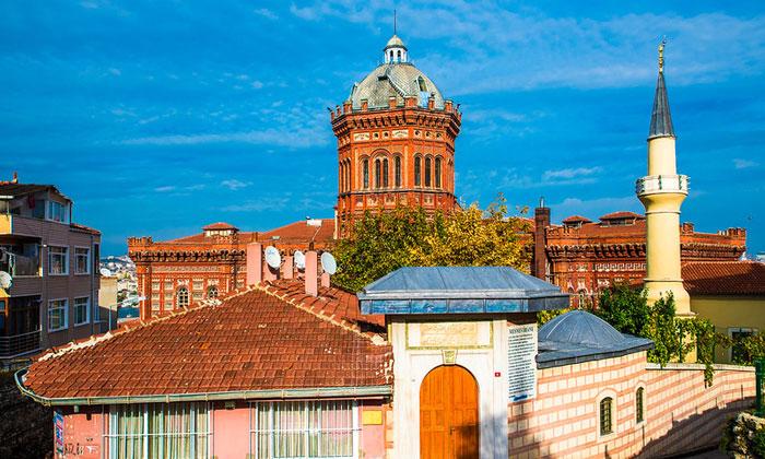 Архитектура Фатиха в Стамбуле