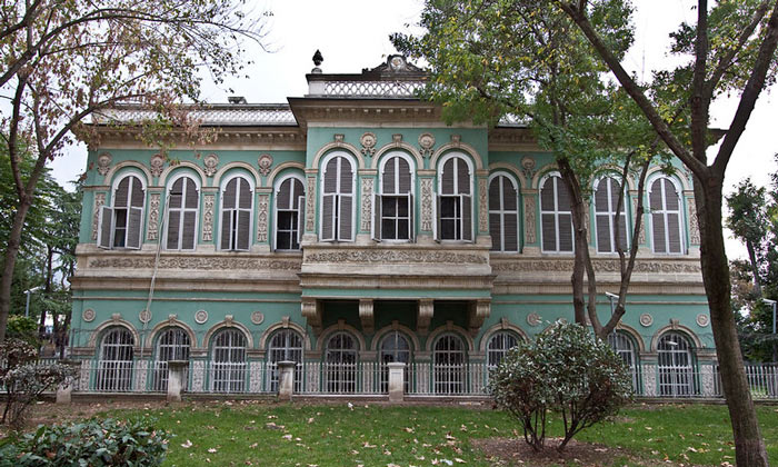 Архитектура Бейоглу в Стамбуле