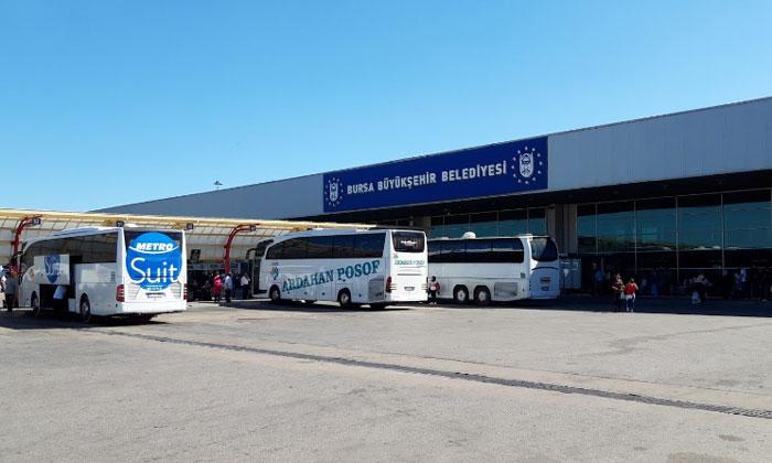 Автовокзал Бурсы