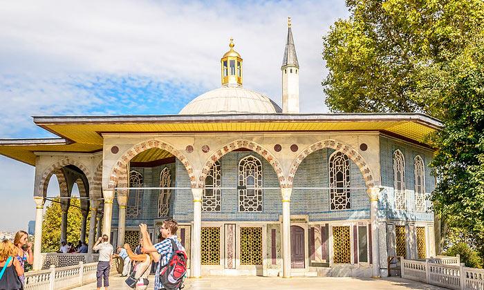 Багдадский павильон дворца Топкапы