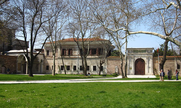 Дарпхане (Монетный двор) в Стамбуле
