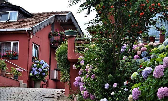 Деревня Полонезкёй в Турции