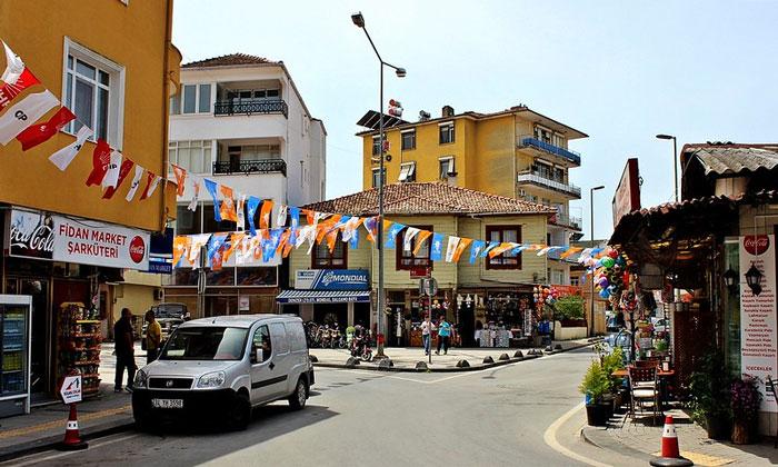 Дома Агвы в Турции