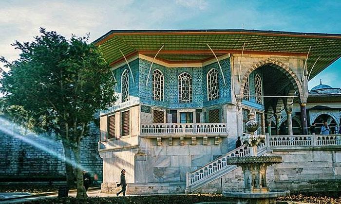 Ереванский павильон дворца Топкапы