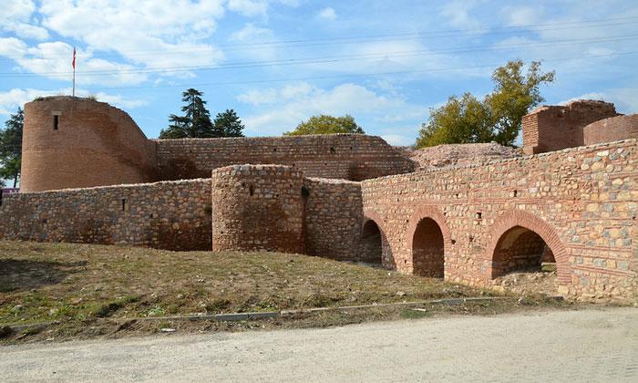 Городские стены Изника