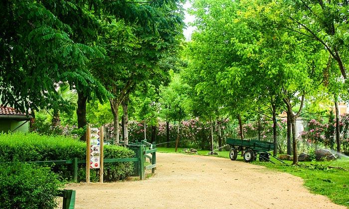 Городской парк Бурсы