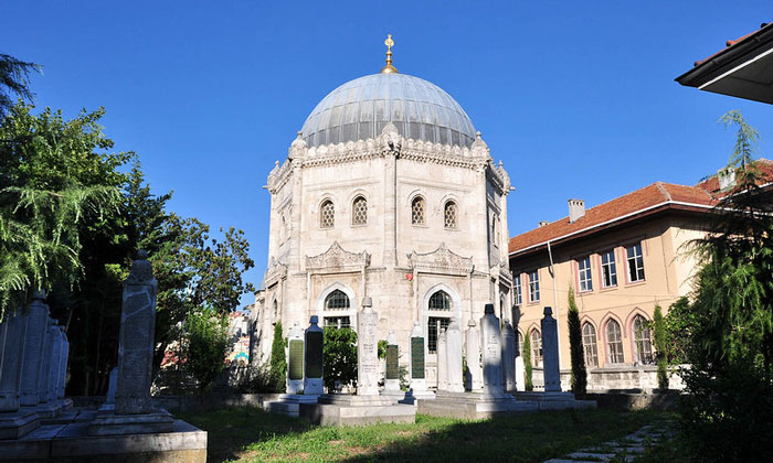 Гробница Мехмеда V (Решада) в Стамбуле