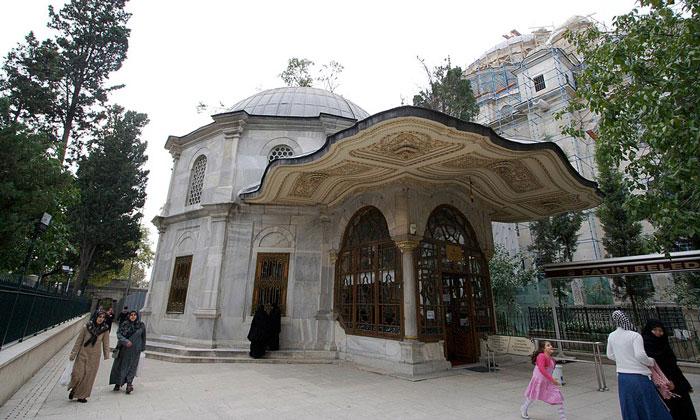 Гробница Мехмеда II в Стамбуле
