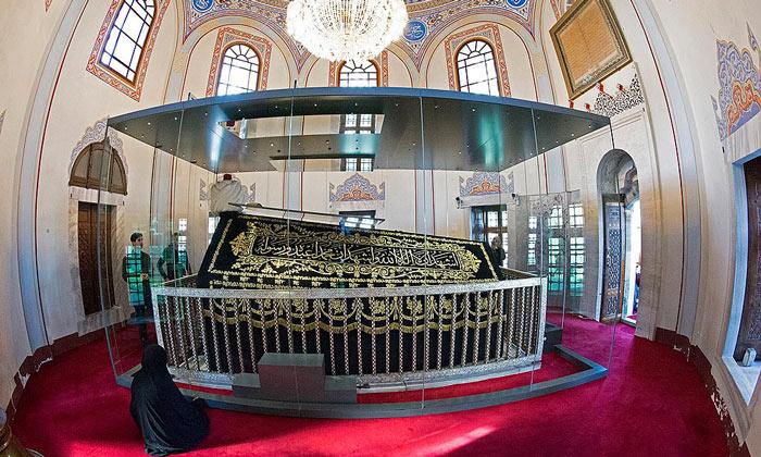 Мавзолей мечети Явуз-Селим в Стамбуле