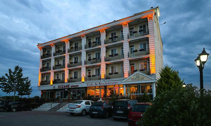 Отель «Simsek» в Эдирне