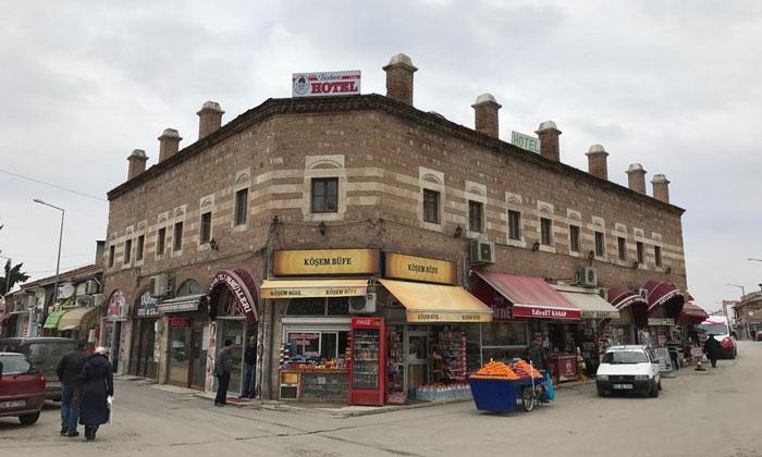 Отель «Tashan» в Эдирне