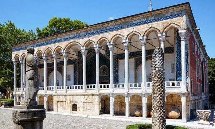 Изразцовый павильон Археологического музея Стамбула