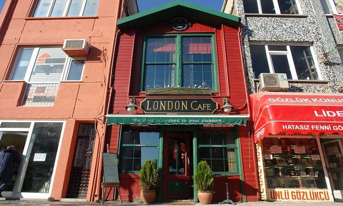 Кафе «London» в Эдирне
