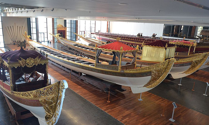 Каики Морского музея Стамбула