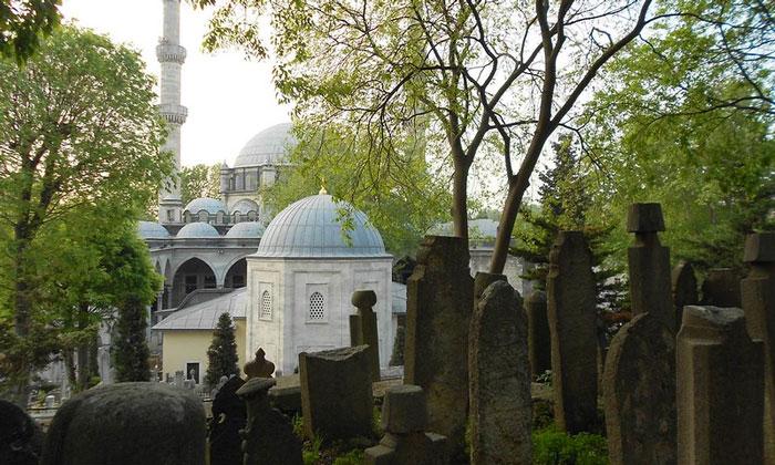 Кладбище Эйюп в Стамбуле