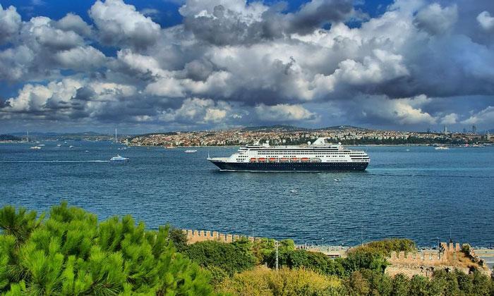 Красоты Босфора в Стамбуле