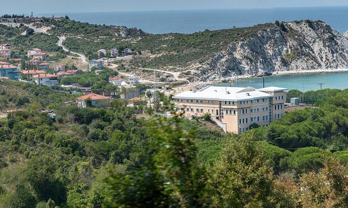 Курорт Агва в Турции