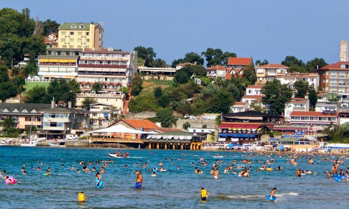Курорт Килиос в Турции