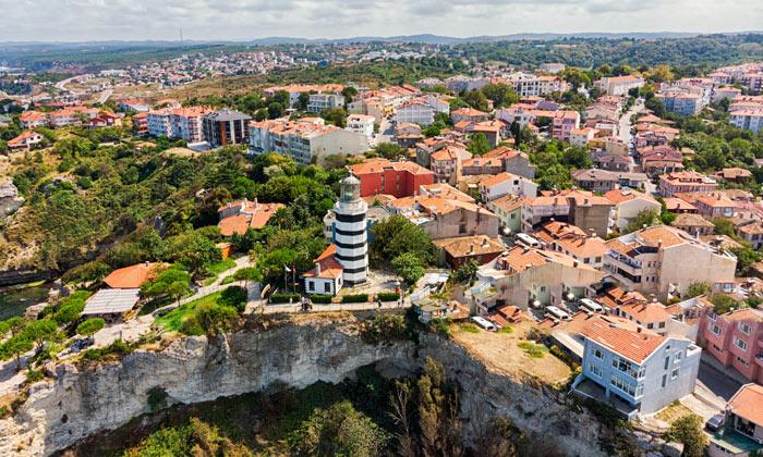 Курорт Шиле в Турции