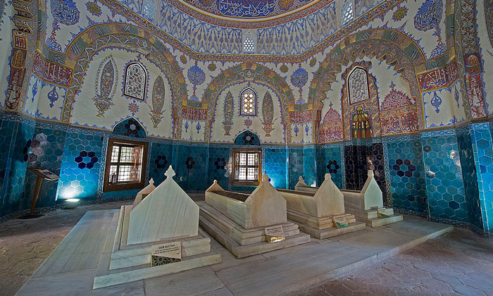 Мавзолей Джем Султана в Бурсе