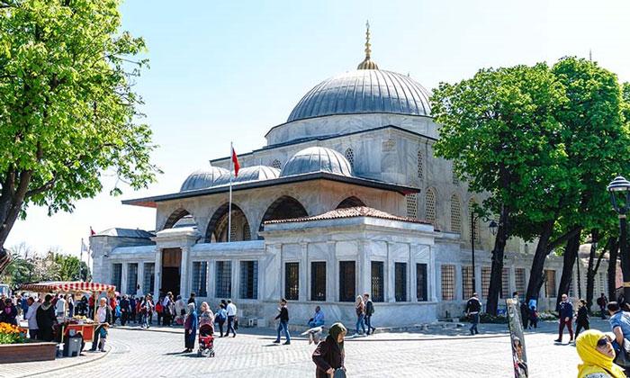 Мавзолей султана Ахмеда в Стамбуле