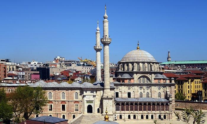 Мечеть Лалели в Стамбуле