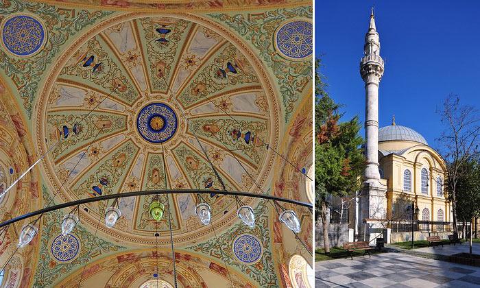 Мечеть Алтунизаде в Стамбуле