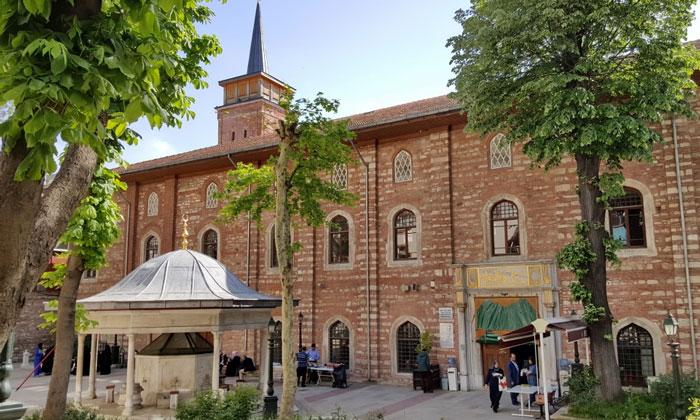 Мечеть Арап в Стамбуле